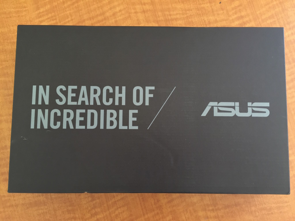 ASUS Unboxing 2