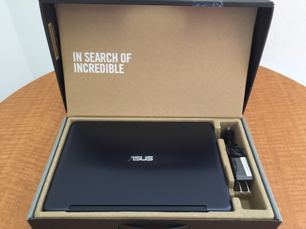 ASUS Unboxing 3