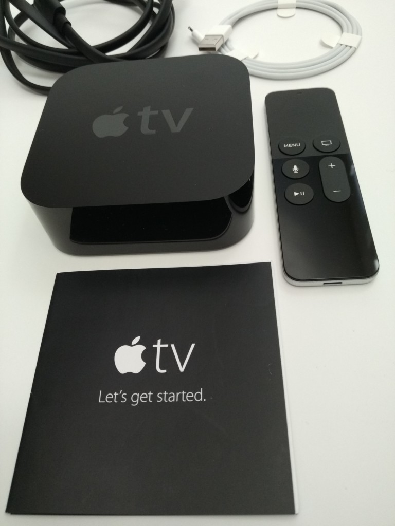 Apple TV (2015) Accessories