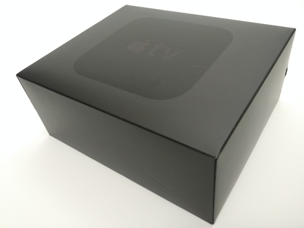 Apple TV (2015) Box
