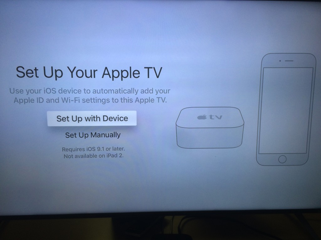 Apple TV 2015_setup 2