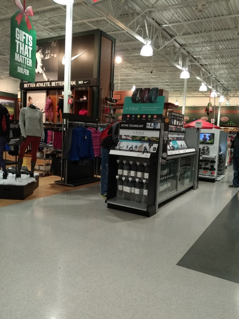Buying Garmin at Dick's Sporting Goods Dublin California fail-2