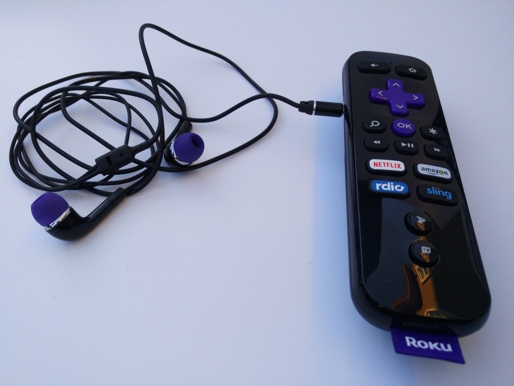 Roku 4 Unboxing-16 remote