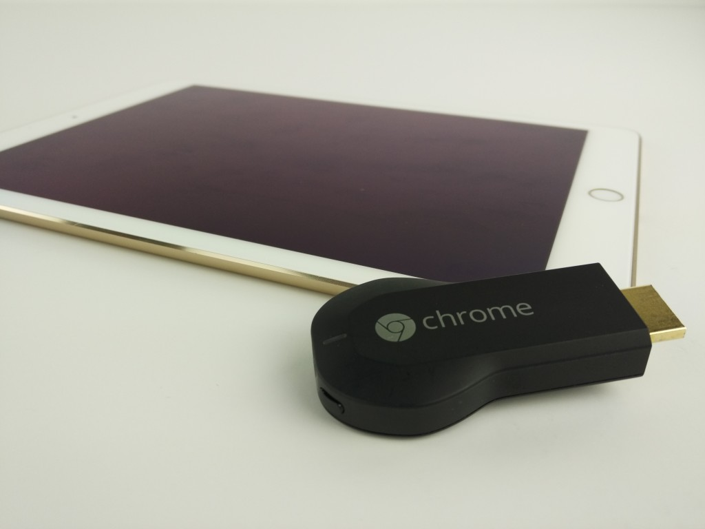 hook up chromecast to ipad Related: how to set up chromecast with your tv: our quick & easy guide select your apple tv how to hook up your iphone or ipad to your tv with hdmi.