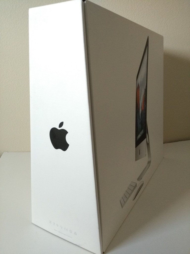 Apple iMac 4K (2015) Setup and Thunderbolt Migration from Apple MacBook Pro (Late 2011)-004