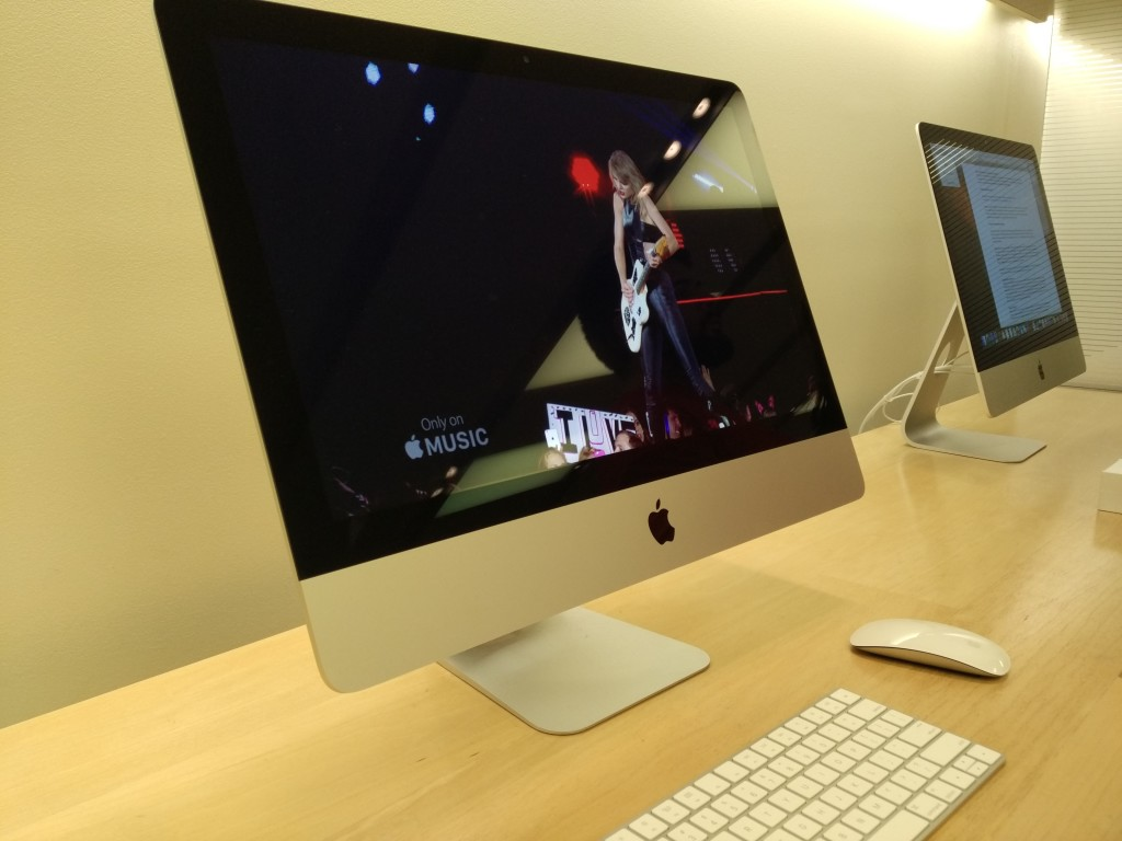 Apple iMac Retina 4K (2015) Purchase at Apple Store Pleasanton California-02