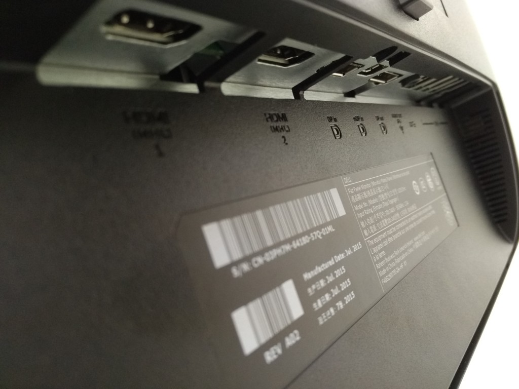 Dell U2515H Display-16