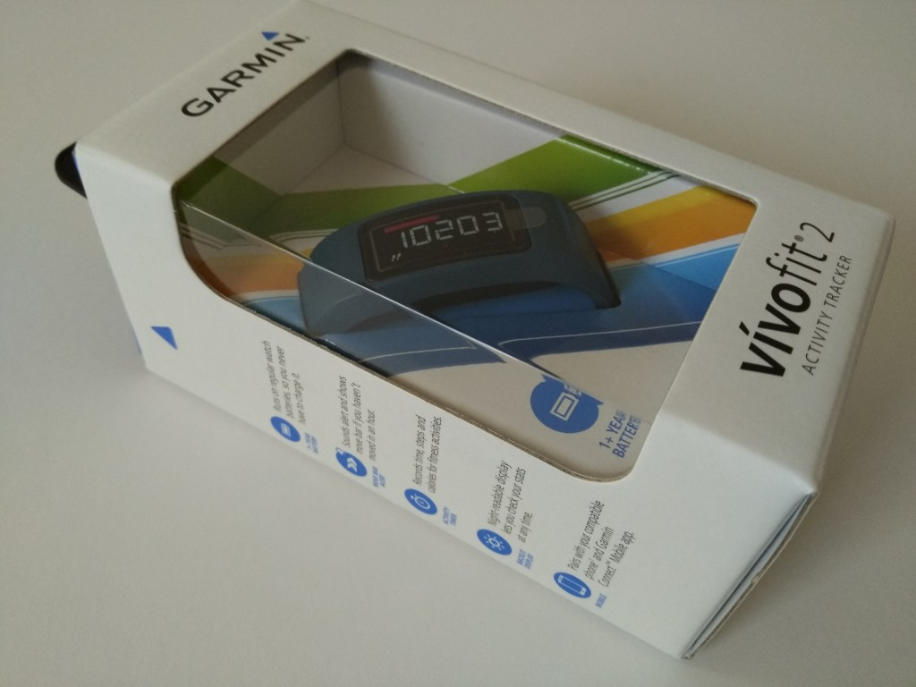 Garmin Vivofit 2 Unboxing Defective-13