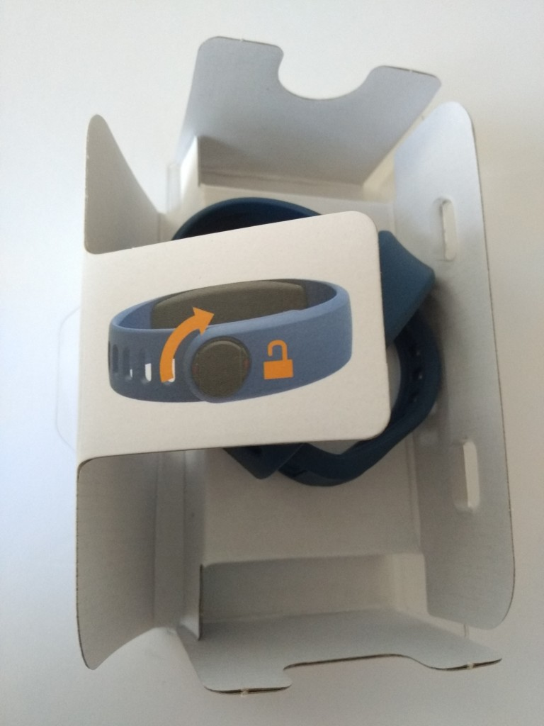 Garmin Vivofit 2 Unboxing Defective-18