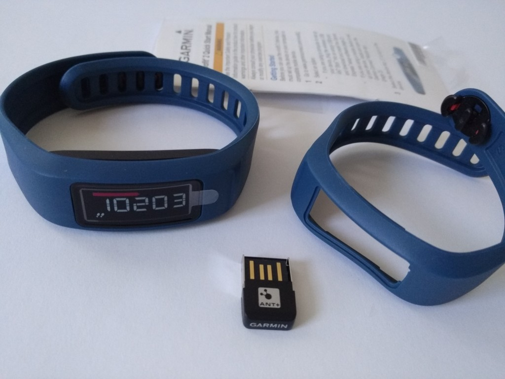 Garmin Vivofit 2 Unboxing Defective-22