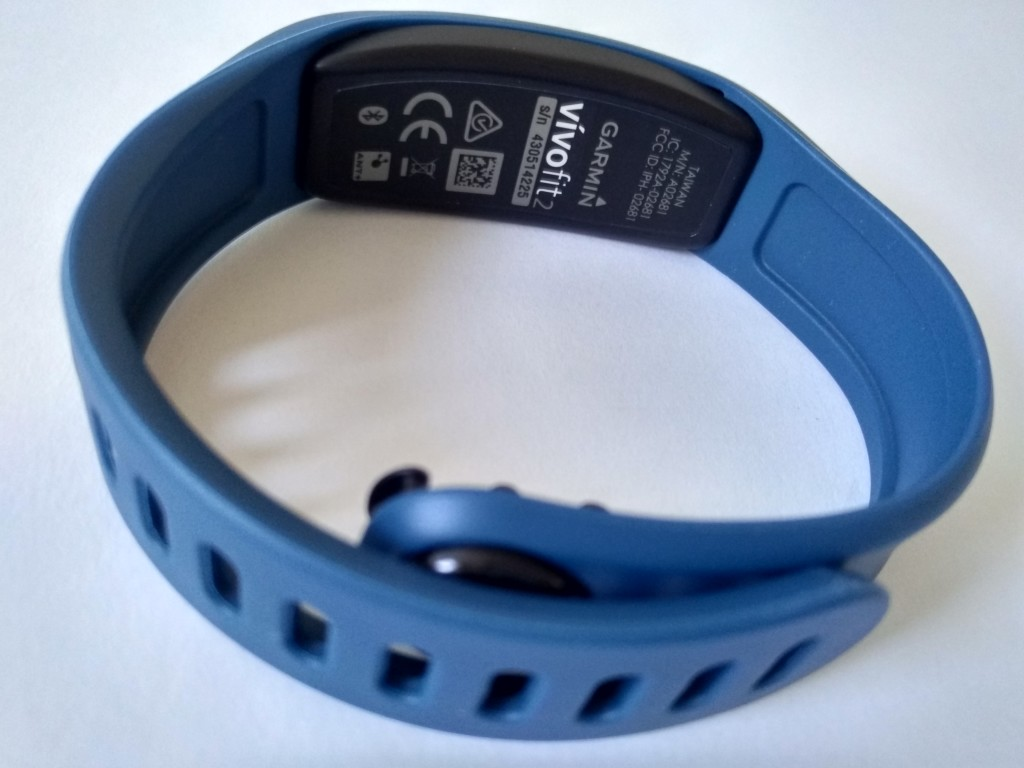 Garmin Vivofit 2 Unboxing Defective-30