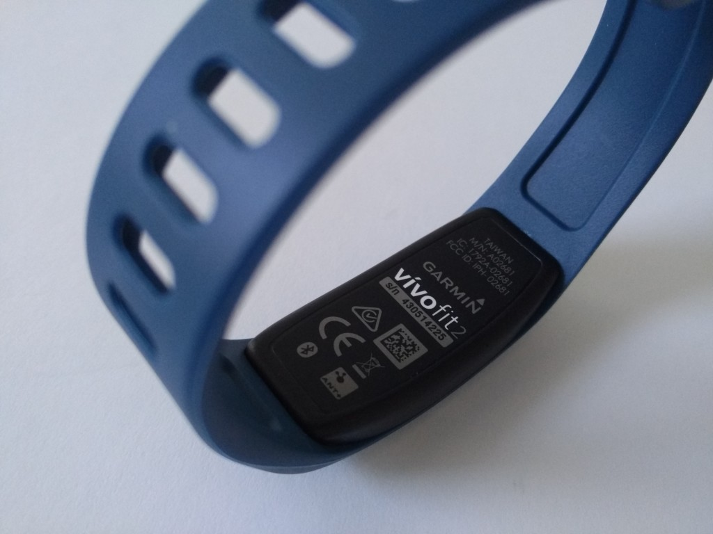 Garmin Vivofit 2 Unboxing Defective-33