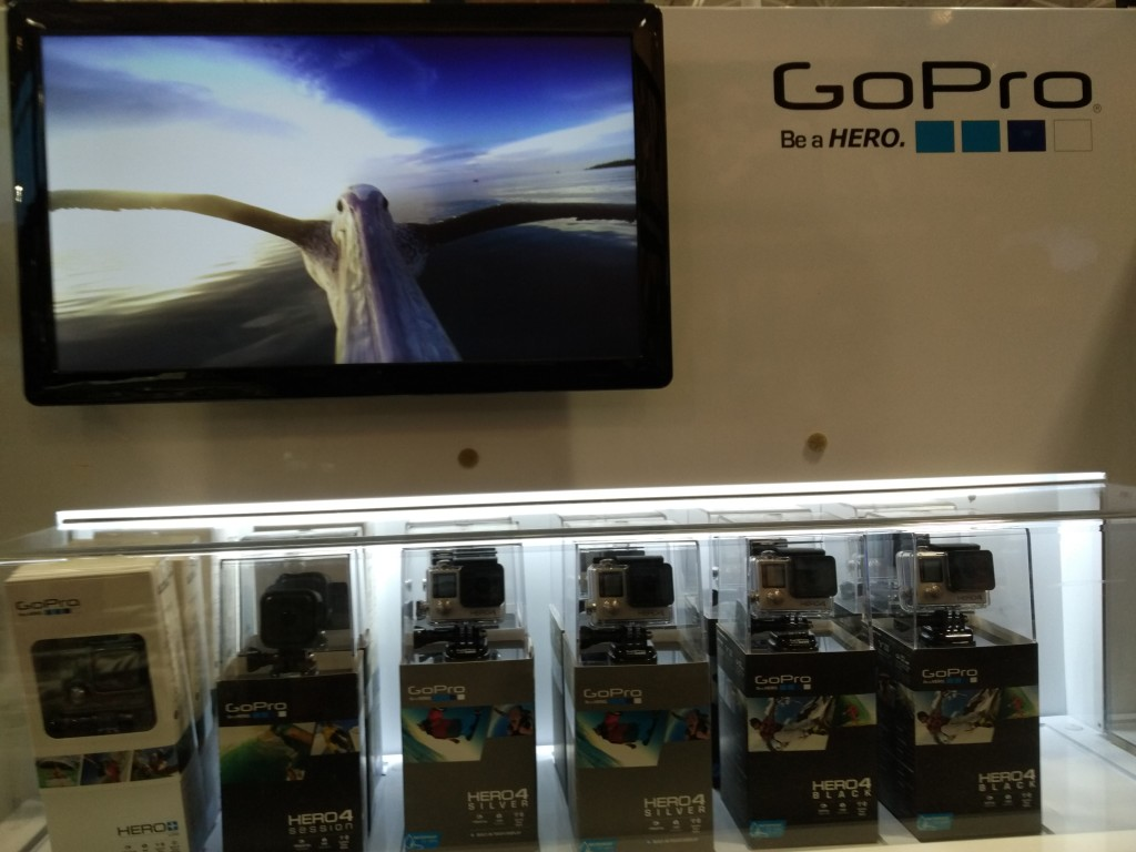 GoPro Session Purchase at Dicks Sporing Goods Dublin California-05