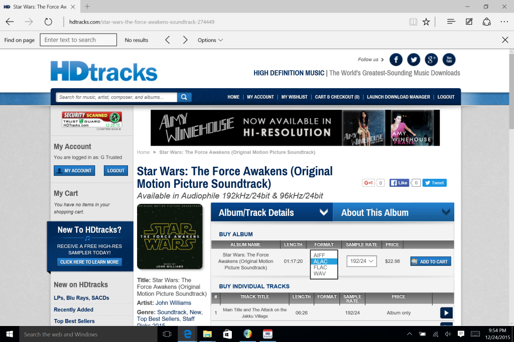 how to make itunes play flac on windows