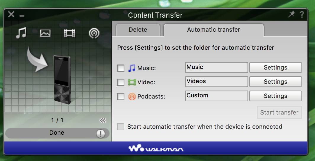 content transfer software for mac