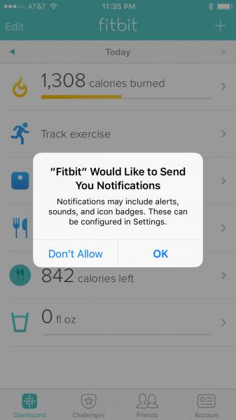 fitbit one setup instructions