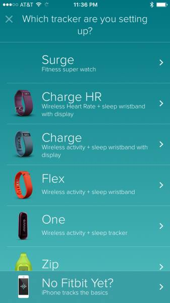Fitbit Charge Setup Instructions