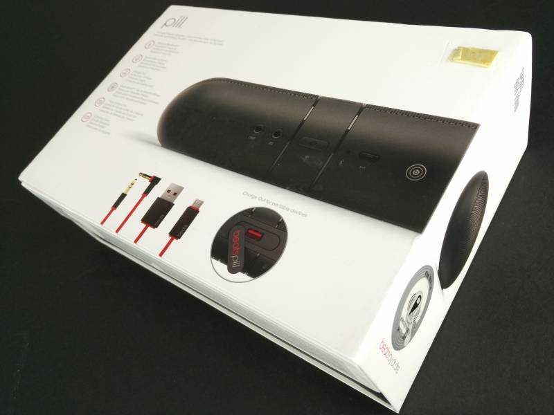 Recommended for Beats Pill 2 0 Speaker by Beats - GTrusted