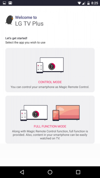 Lg Tv Plus App For Android