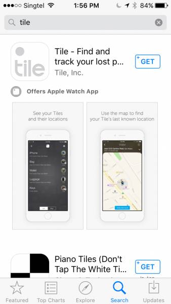 How To Set Up Your Tile On Another Phone Like The Iphone 6