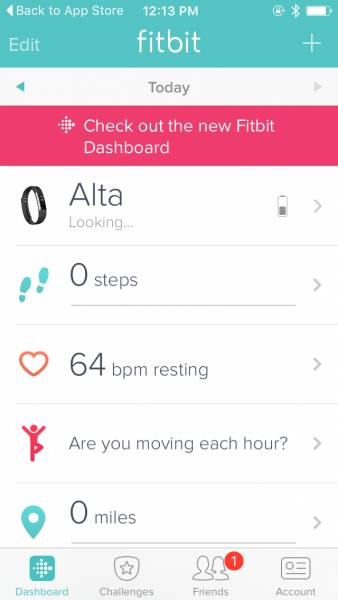 hook up fitbit to iphone The fitbit companion smartphone app, whether you're using it through android,  ios or windows (no, we didn't forget about you) is a big reason.