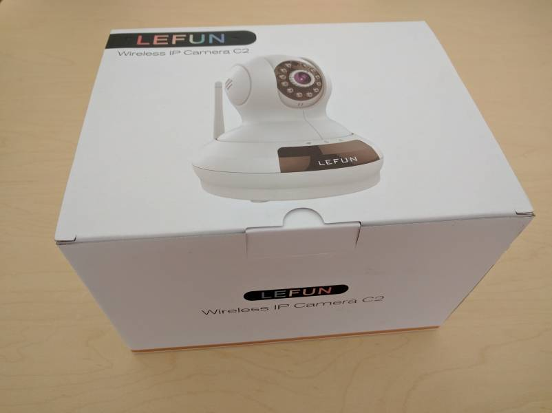 Recommended for Wireless IP Camera C2 by LeFun - GTrusted