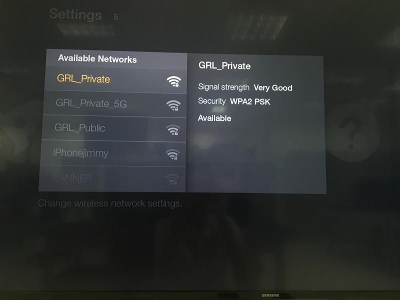 how to set up bell internet tv stick