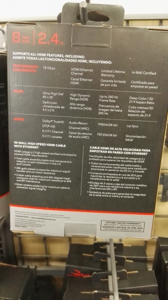 Recommended for 6 ft HDMI Cable by Insignia - GTrusted