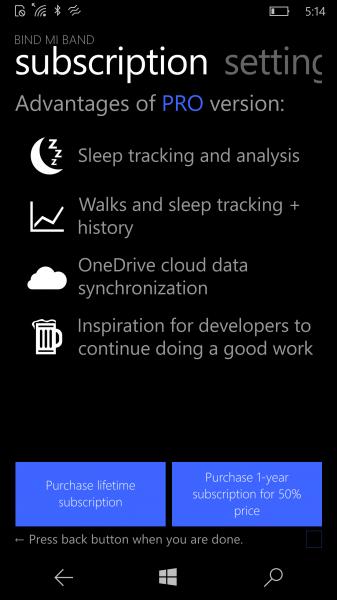 Xiaomi Mi Band By Xiaomi And Lumia 950 By Microsoft