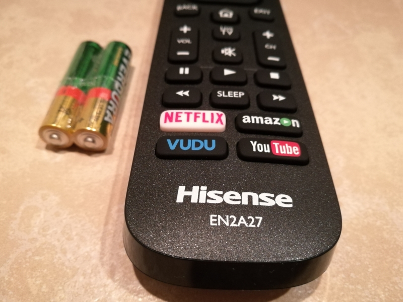 Hisense Smart Tv Remote Codes