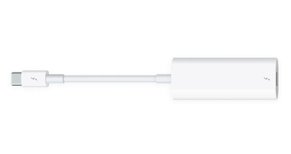 Recommended for Thunderbolt 3 (USB-C) to Thunderbolt 2