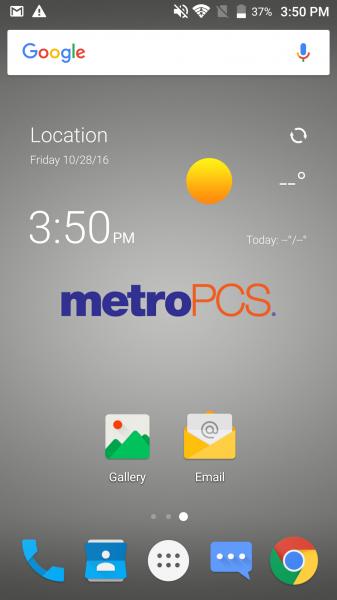 Open The Google Home App Chromecast Cast Icon