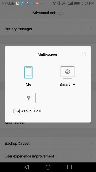 how to connect laptop to lg smart tv using wifi