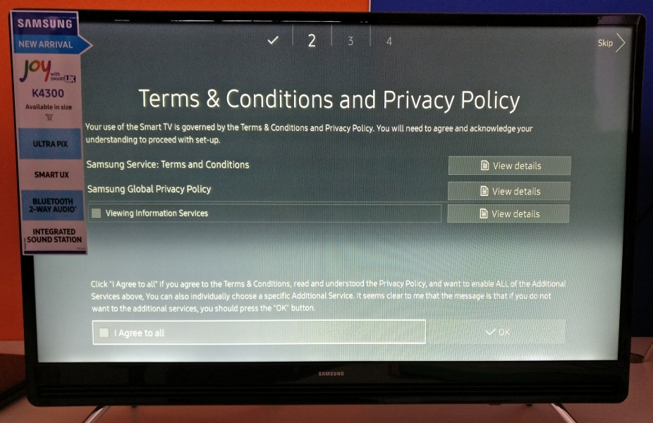 Recommended for Samsung Joy Smart K4300 Tv by Samsung - GTrusted