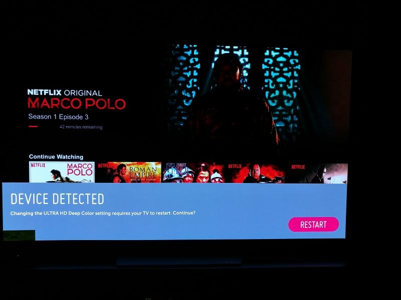 how to change subtitles on netflix smart tv