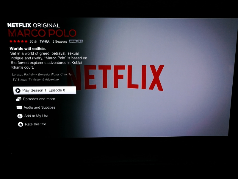 how to play netflix on xbox