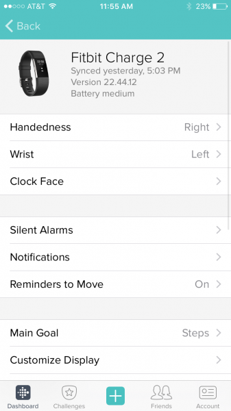 how to delete a fitbit account on phone