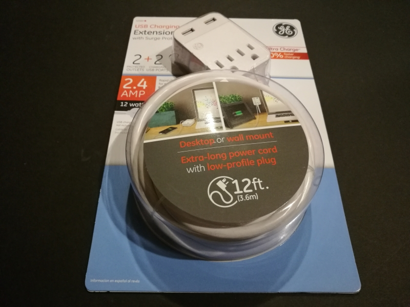 Recommended For Usb Charging Extension Cord With Surge Protection 2