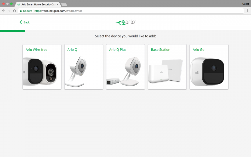 Arlo Wire-Free Security System by NETGEAR and Arlo Add-on Wire-Free ...