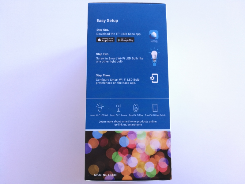 Recommended for Smart Wi-Fi LED Bulb by TP-LINK Technologies
