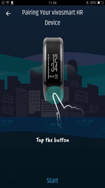 HTC 10 by HTC and vivosmart HR by Garmin Compatibility