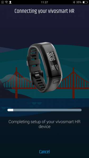vivosmart HR by Garmin and OPPO R9s by Oppo Compatibility