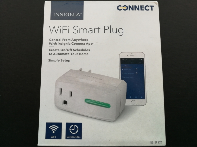 The Insignia Wifi Smart Plug Can Be Used As A Wi Fi Remote