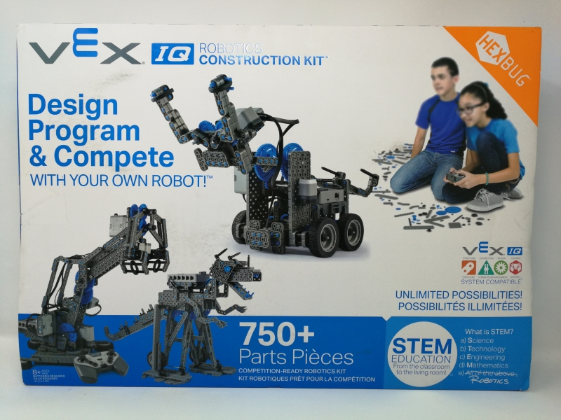 Recommended For Vex Iq Robotics Construction Kit By Vex Robotics