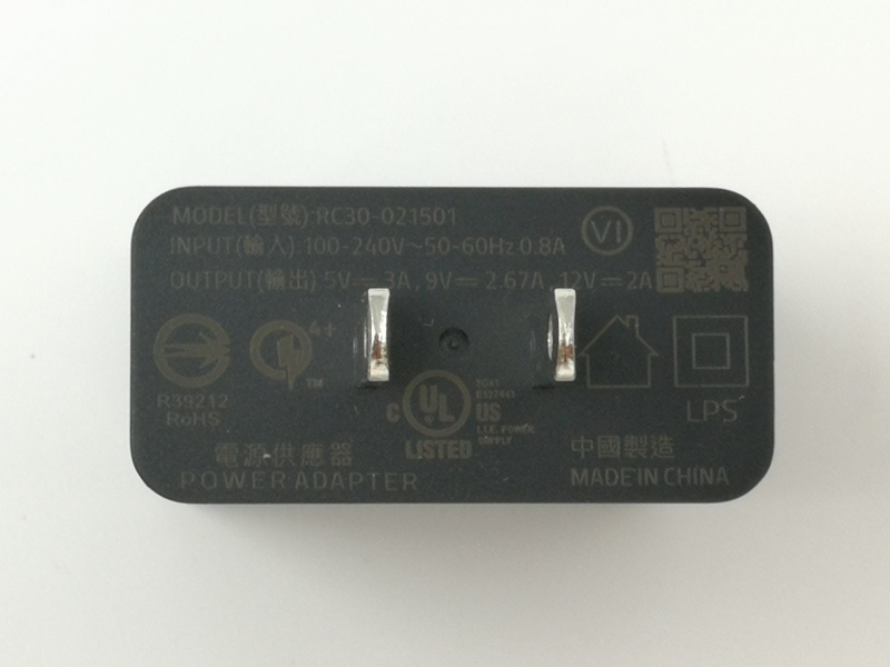 Recommended for 24W Charger by Razer Inc  - GTrusted