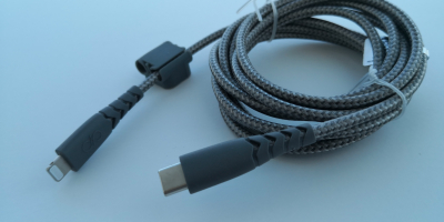 Recommended for USB-C to Lightning Cable (2m) by Force Power
